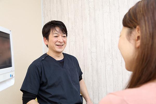 定期検診のススメ